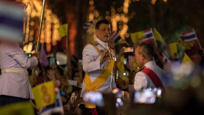 King of Thailand puts second wife behind bars: the reason is surprising