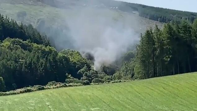 Near Stonehaven City: Three killed in train accident in Scotland - Panorama - Gazelshaft