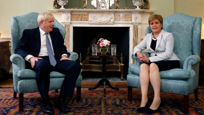 Scotland: Brexit and Kovid-19 strengthen independence
