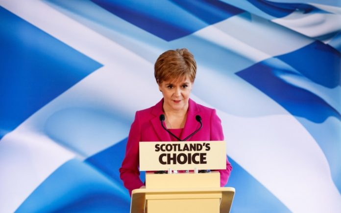 Scotland, UK election results: victory for separatists