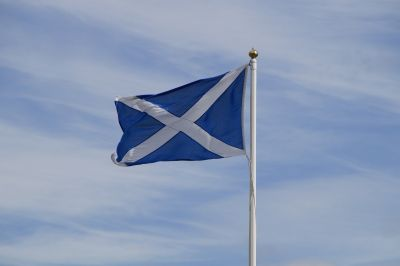 Scotland wants to gain independence and join the European Union