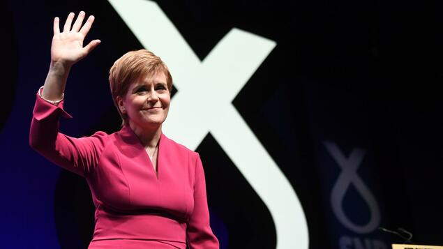 Scotland wants to stay in EU: Prime Minister Sturgeon plans independence referendum next year - Politics