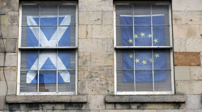 Scots say 58% in favor of independence, a record