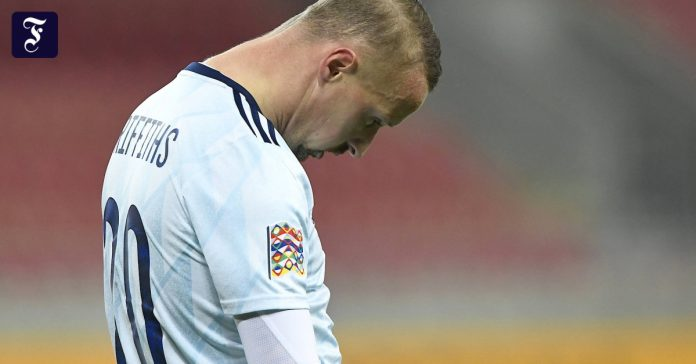 Scott loses in the Nations League
