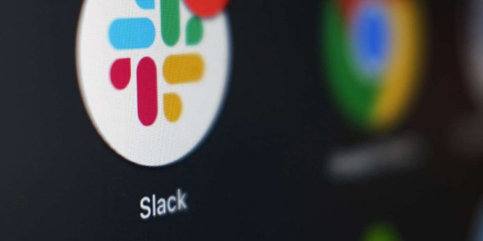 Slack messaging suffers from a global outage