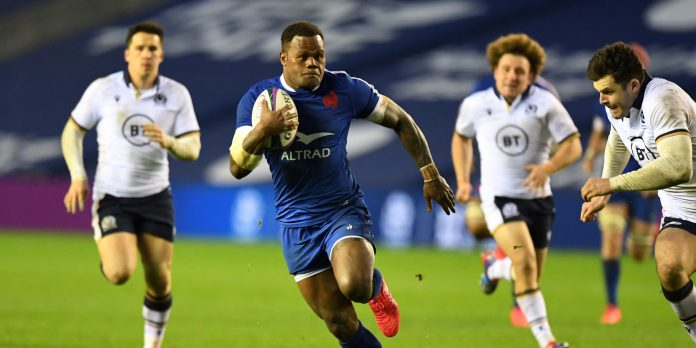 The French take their revenge by defeating Scotland 22–15