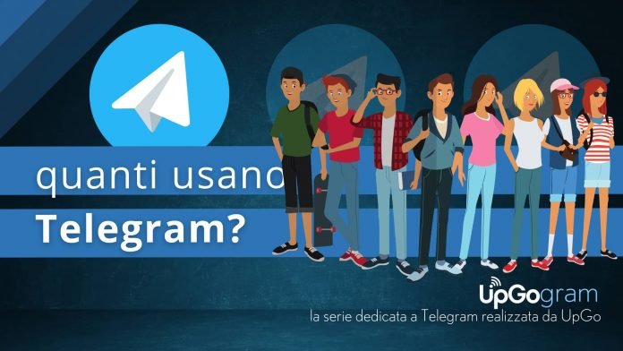 How many uses Telegram?  How many people are using it today?