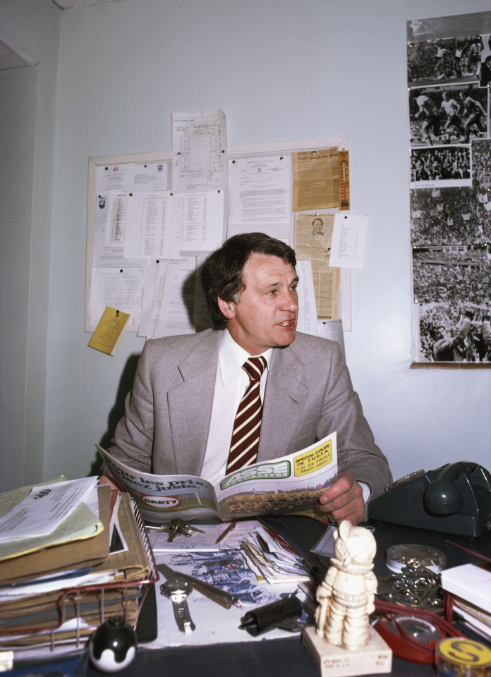 Brazil was a part of Sir Bobby's Golden Age at Portman Road