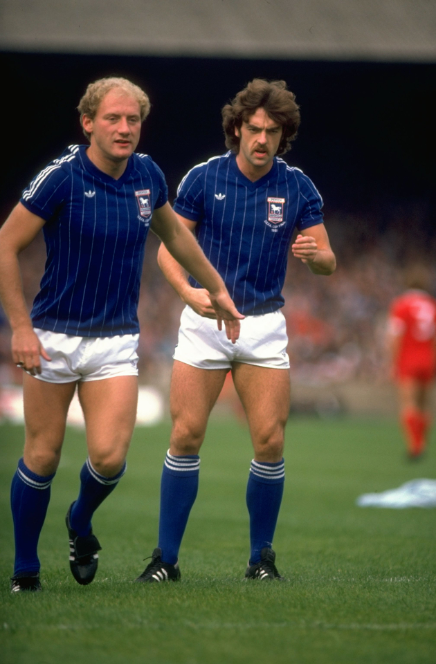 John Wark formed a wonderful partnership with Brazil from the beginning