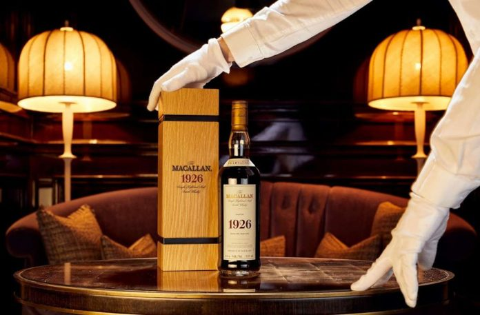 Scotland: Whiskey auctioned for one million pounds - Panorama