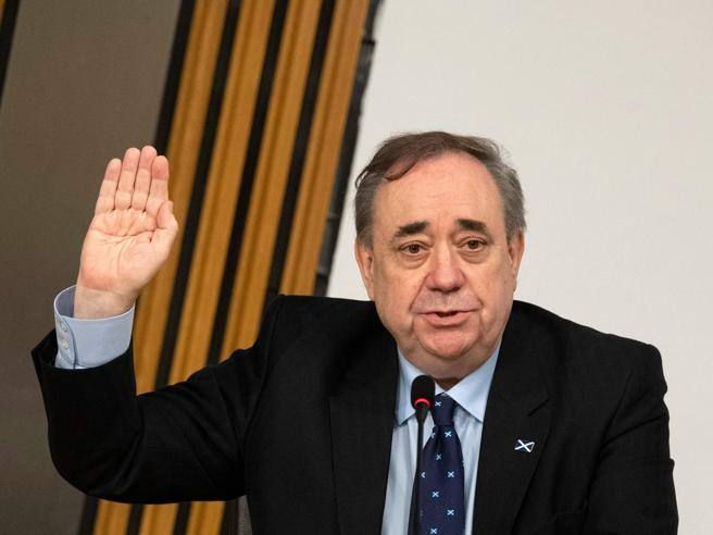 Almonds against sturgeon (and freedom moves away) - Corriere.it