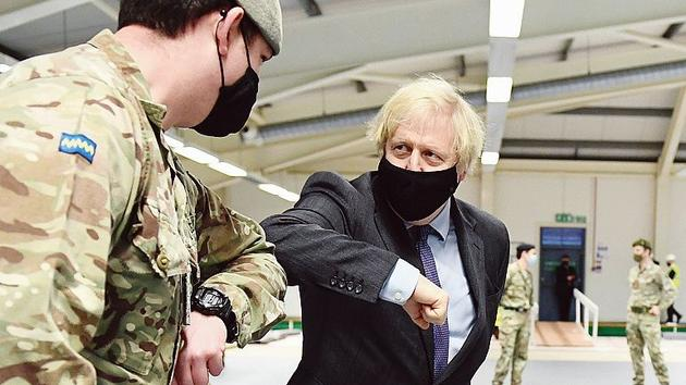 Boris Johnson wants to vaccinate Scotland against independence