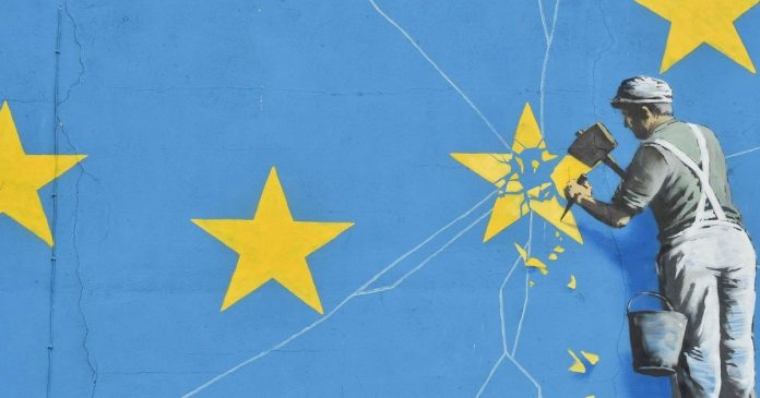 Brexit is also rolling Erasmus + on its head