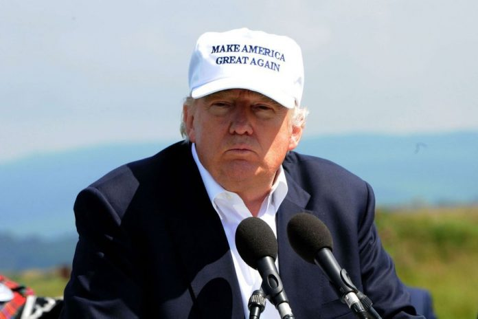 Donald Trump will not go to Scotland once Joe Biden is elected president