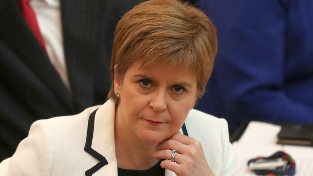 Elections between Brexit and Europe: Scottish head of government wants new independence referendum - politics