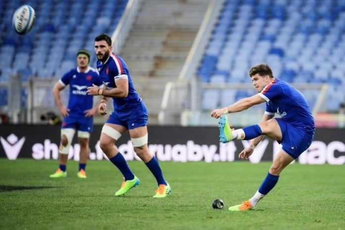 France burns with Scotland's 'ultra dangerous' Russell