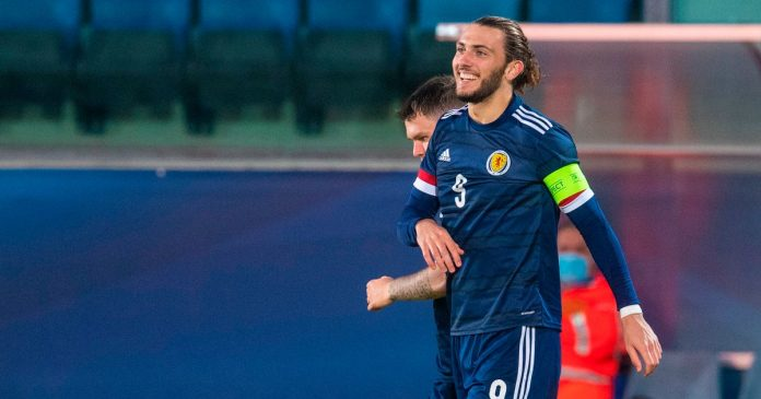 Fraser Horby has been reputed as the perfect Aberdeen substitute for Sam Cosgrove and has urged pressure for Scotland in the Euro