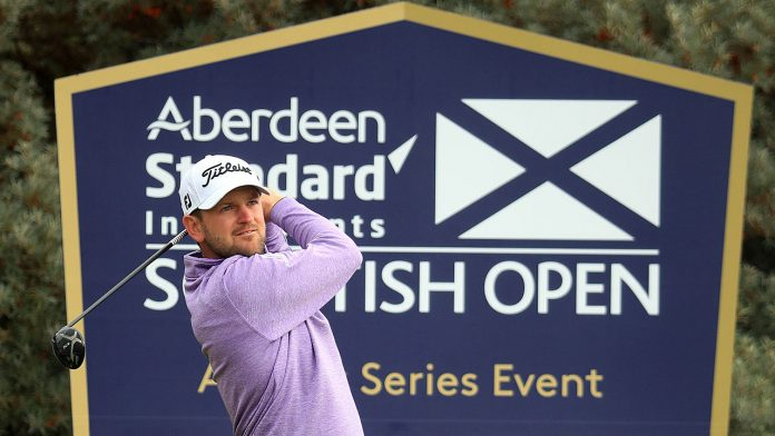 Golf: Wisburger with a good degree at the Scottish Open