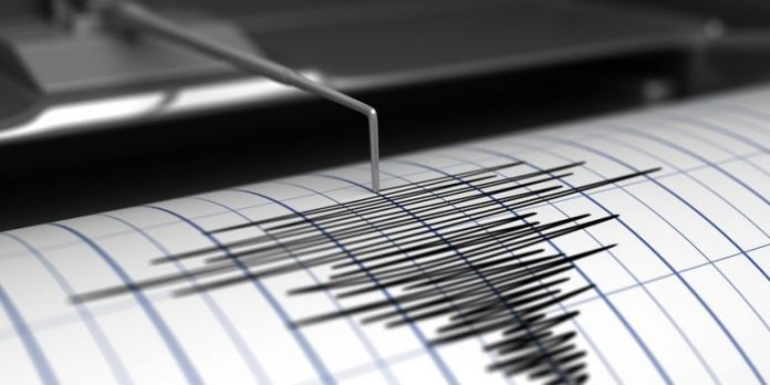Great earthquake strikes the Pacific Islands