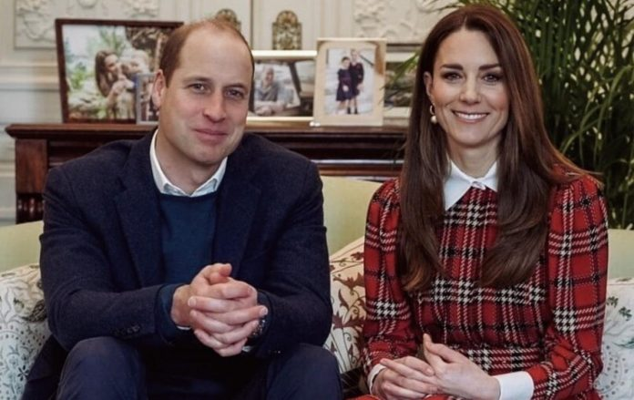 Kate Middleton remembers a tartan Christmas dress she wore in 2019