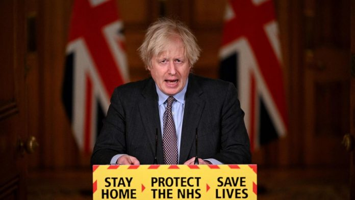 Kovid-19: The United Kingdom presents its deconfiguration plan and aims to lift the ban in June