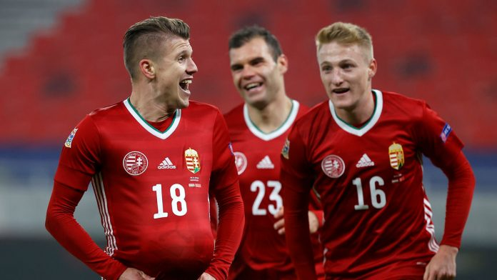 League of Nations: Hungary lasts until League A - Football