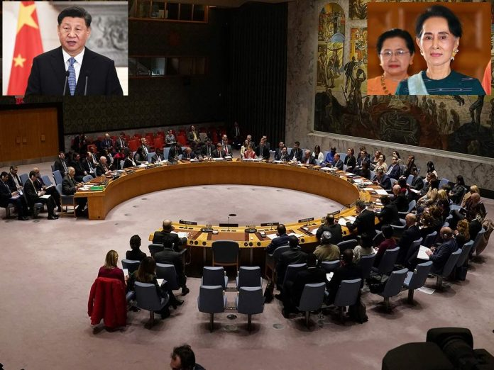 Myanmar Coup: Myanmar Coup: China's open support to Myanmar dictator army, veto proposal in UNSC condemnation - myanmar coup latest news, china blocks un security council condemnation, aung san suu kyi detained until feb 15