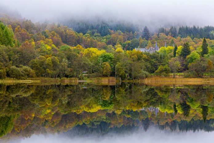 Scotland: Adventure with water