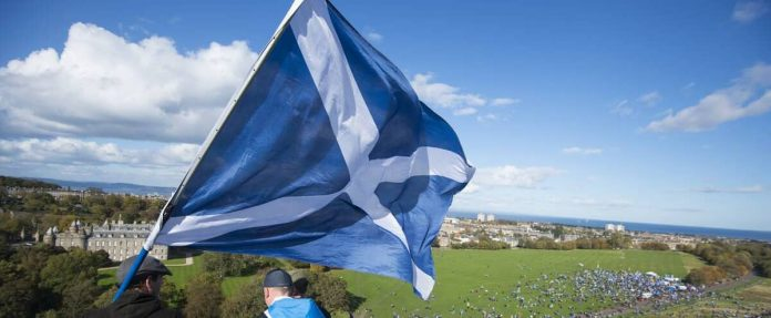 Scotland: Support for independence at record level, poll finds