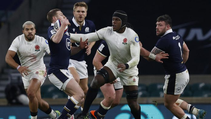 Scotland achieve victory in England and create a great sensation