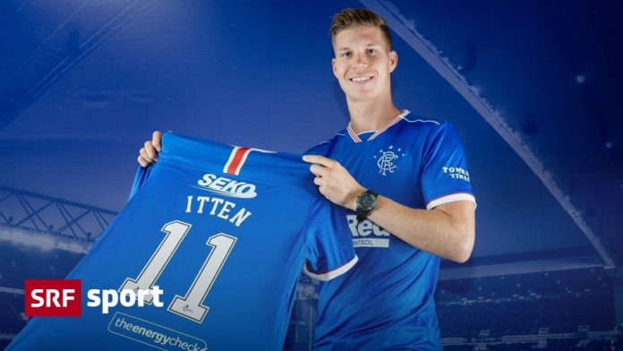 St Gallen to Scotland - Eten Switch for Glasgow Rangers - Sport with 4 year contract