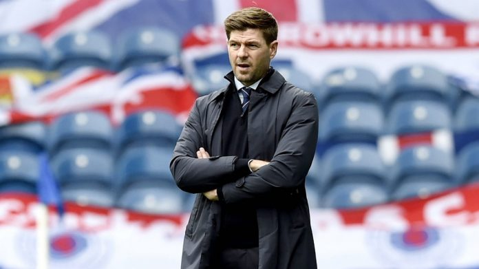 Steven Gerrard could become Scottish champion with Rangers - Sport