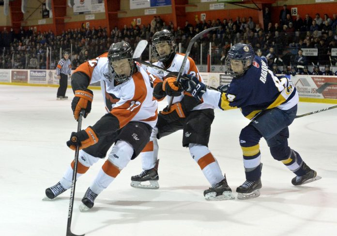 Telus Cup is canceled game |  Gallery