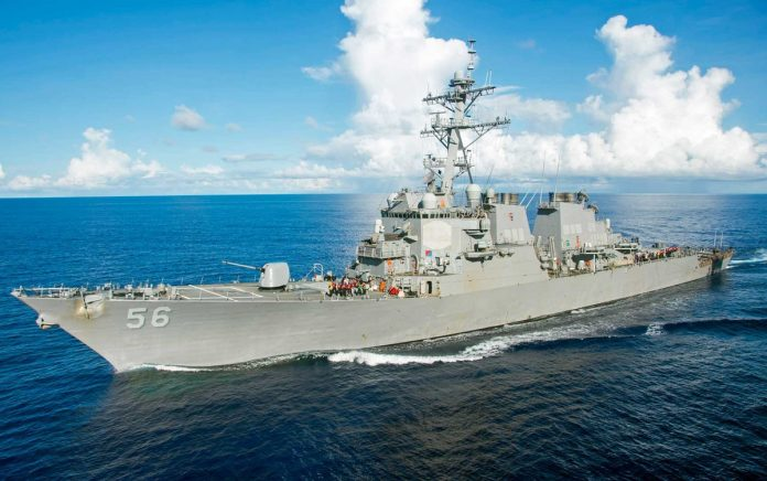 The Chinese government says it ordered the American warship to leave the China Sea;  Pentagon refuses |  world