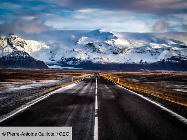 This frenchman traveled 3000 km through the wills of Iceland