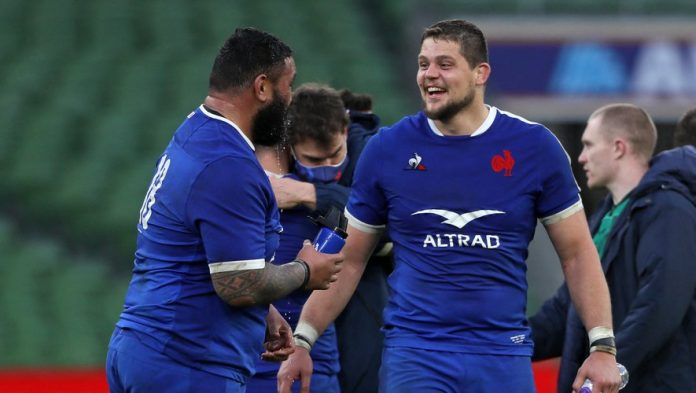 XV of France: no new positive case, match against Scotland is maintained