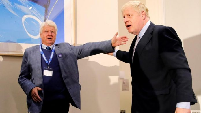 Boris Johnson's father tries to avoid Brexit by asking for French nationality