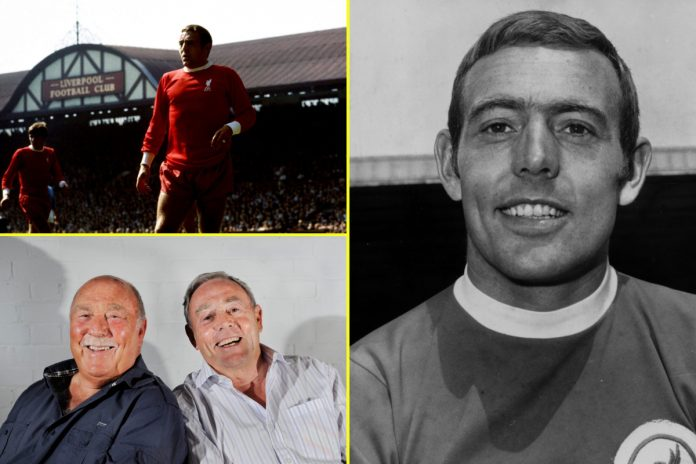 Ian St John, Liverpool legend and host of the popular television show St and Greavesi, dies at the age of 82