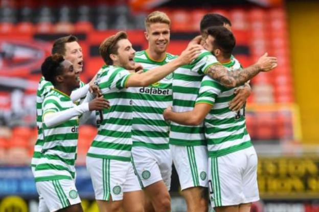 Foot - ECO - Scotland: Celtic and Rangers win