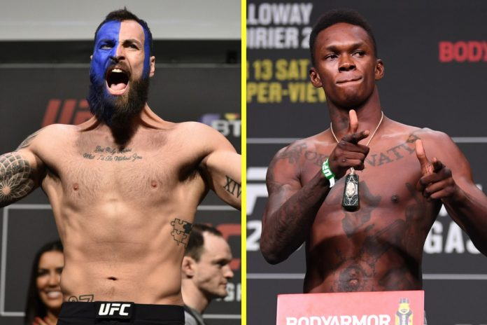 Paul Craig fears that Israel Adesania may fight Jan Blashikoiz severely at UFC 259, suggesting that John Jones' move had made the division 'so much better'
