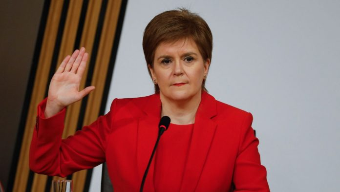 Scotland: For the first time, a narrow majority in favor of remaining in Great Britain