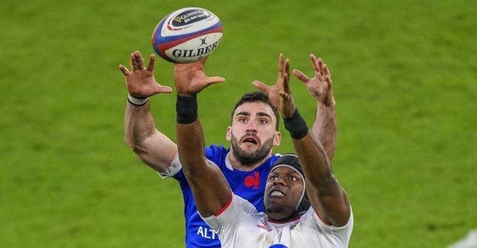Rugby: England is just holding French - Rugby