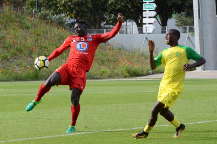 Fernande Mendy, from the factory to the selection of Guinea-Bissau
