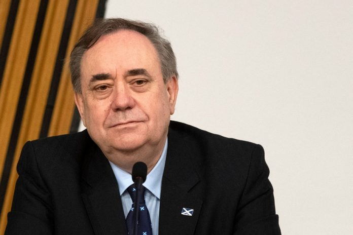 Scotland |  Former independence leader Salmond forms his political party