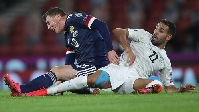 World Cup qualification: Scotland with draw in Ruttensteiner's Israel