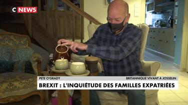 Brexit: Concern for British families living in France