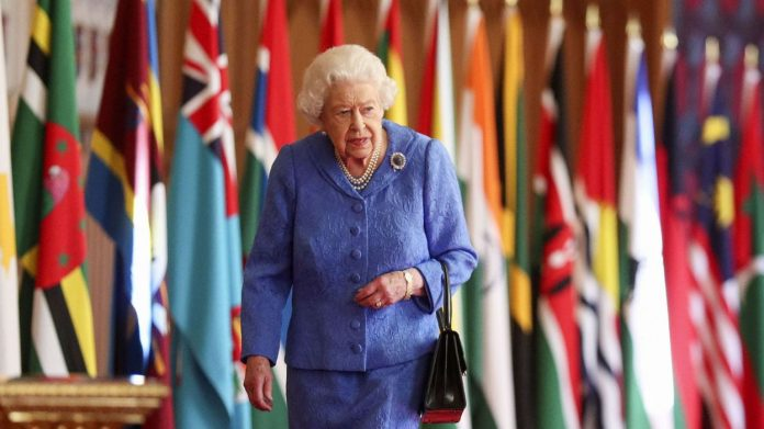 Elizabeth II promised to deal with allegations of racism and said she was
