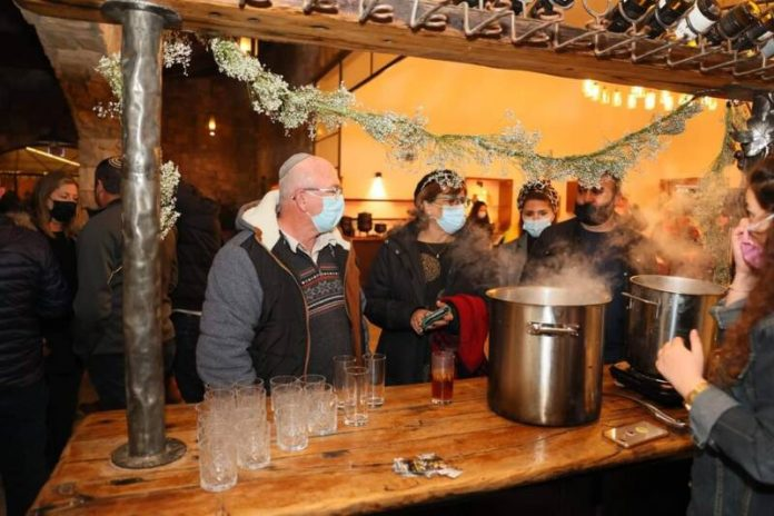End of winter and early spring celebration in Benjamin Council