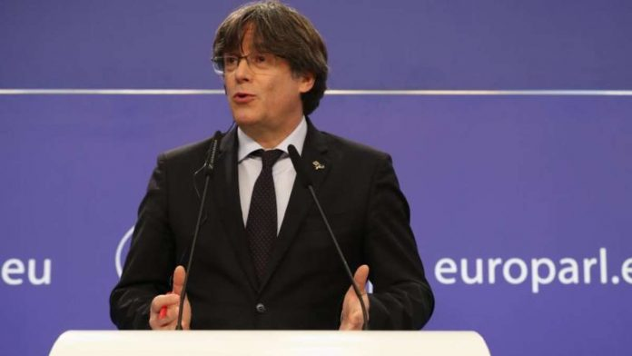 European Union Parliament: Carles Puigdemont's immunity removed
