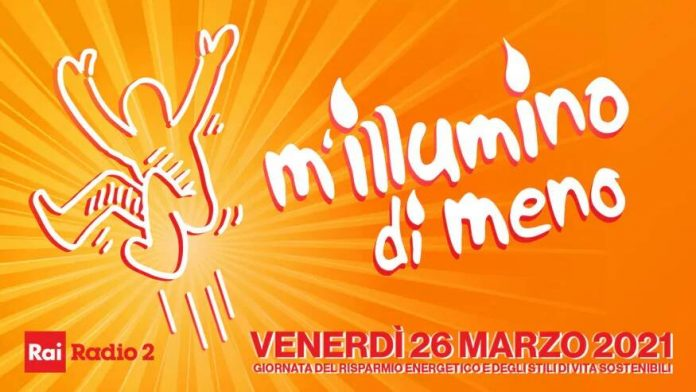 M'illumino di Meno, a symbolic gesture for thinking about the future of the planet and the leap of the human species